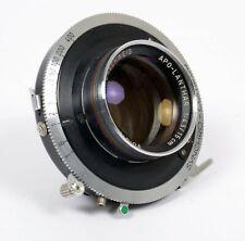 Voigtlander Braunschweig Apo Lanthar 150mm F4.5 lens in Compur #1 #095