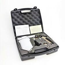2 In 1 Velocity Gravity Feed Spray Gun Kit 1.4mm 1.8mm with 600ml Pot
