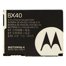 Motorola BX40 Lithium Ion Battery 740mAh 3.7V for Razr2, V8, V9 - Black