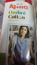 Katia Ombre Cotton Yarn Kit