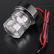 LED Stern Navigation Anchor Light Marine Boat Yacht All Round 360° Waterproof