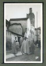 ALGERIA -Mosquée Cheikh Senoussi Rue de Mascara- 1940-50's