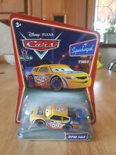 Disney Pixar Cars - RPM #64 - Early Supercharged card.