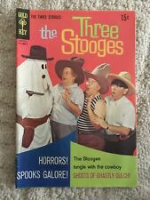 SILVER AGE 1968 THE THREE STOOGES #41 GOLD KEY COMICS