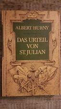 Das Urteil von St. Julian von Albert Hurny