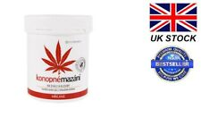 Medicprogress warming hemp ointment for muscle and joint pain 5% hemp oil 250ml