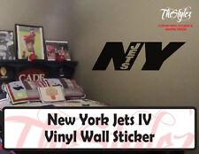 New York Jets Logo IV Vinyl Wall Sticker