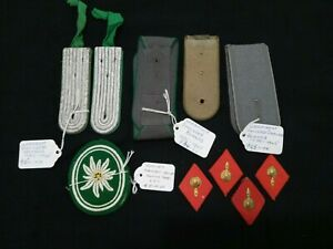☭Military Army Shoulder Boards Patches