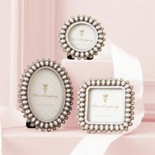 Precious Pearls & Crystals Mini Photo Frame in pretty gift box 8310