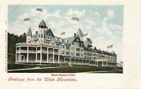 WHITE MOUNTAINS NH - Mount Pleasant House - udb (pre 1908)