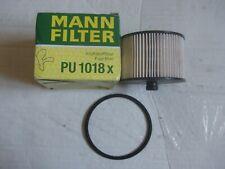 NEW MANN PU1018X FUEL FILTER CITROEN FIAT FORD PEUGEOT VOLVO 2.0 HDi JTD TDCi D4