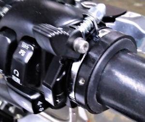 Manual Cruise Control/Throttle Lock 90-up Harley Davidson Fat Boy Dyna Softail