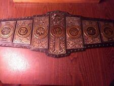 Gift of the gods championship belt adult replica Lucha Underground