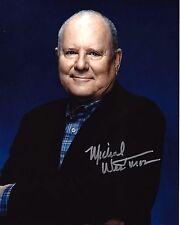 MAKEUP ARTIST MICHAEL WESTMORE SIGNED 'STAR TREK' 8x10 PHOTO 3 COA ACADEMY AWARD