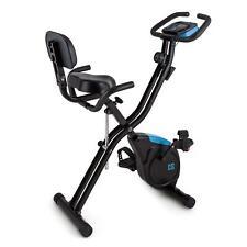Cyclette Bicicletta Camera Pieghevole Allenamento Cardio Resistenza Bruciagrassi