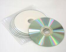5 x TRAXDATA RITEK Full-Face a Getto D'InchIostro Stampabile CD in plastica HQ PORTAFOGLI 52x SP.