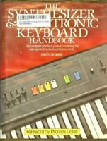 The Synthesizer & Electronic Keyboard Handbook by Crombie, David