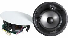 Polk Audio 80 FX RT In Ceiling Surround Speakers Dual Tweeters 80 F X (Pair) NEW