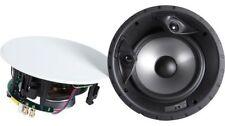 Polk Audio 80 FX RT In Ceiling Surround Speakers Dual Tweeters 80 F X (Pair) NEW