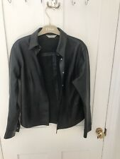 Next Leather Shirt Uk 10