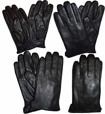 Men's Leather Gloves, Size (XL) Dress Gloves, Winter Gloves, Warm winter gloves
