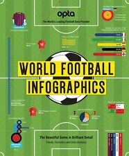 World Football Infographics - The Beautiful Game in Brilliant Detail - OPTA book