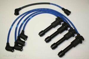 NGK Spark Plug Lead FOR MAZDA 323 BF B6T, FORD CAPRI B6 1.6L 89-95, TX3 KE TURBO