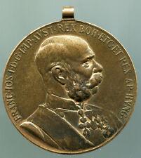 Medaille - Österreich - 1848 - 1898 / #0279
