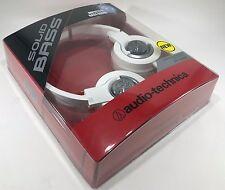 Audio Technica - ath-ws33x - sólida Bajo cerrado atrás dinámico Auriculares
