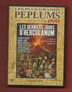 DVD - Les Letzten Jours De Herculano (135)