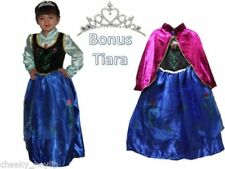Princess Anna Polyester Party Baby Girls' Dresses