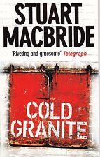 Cold Granite by Stuart Macbride, Book, New Paperback