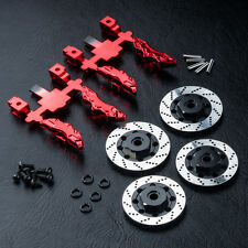 MST #210143 Alum Wheel hubs (brake disc shaped) (4 PCS)【Sky-RC】