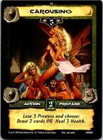 Conan Core CCG TCG Card #029 Carousing