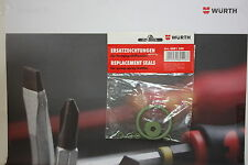 Wurth Brake Cleaner 1 Litre Pump Action Dispenser Seal Repair Kit. New