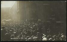 Eye. Declaration of Poll Jan.27 1910.