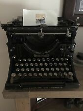 Antique Underwood  Standard Typewriter No. 5 1915 WW1 History Memorabilia