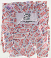 25-2000cc Oxygen Absorbers for Long Term Food Storage Saver Food Magic Seal