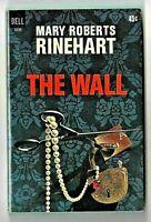 MARY ROBERTS RINEHART    THE WALL    DELL 9370  1963