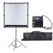 FalconEyes RX-120TDX 600W 1848 LED Camera Photography Light Lamp+ Soft Box+ Grid