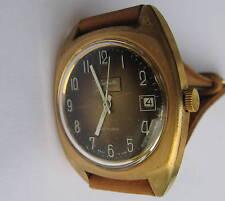 GUB Glashutte SPEZIMATIC mechanical Germany watch from 1977. year PERFECT