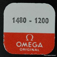 Original Omega Barrel with Arbor #1200 for Omega Cal.1480!