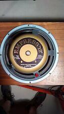 """Marsland Empress 12"""" Full Range, ALNICO Speaker NEW PRICE"""