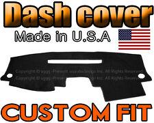Fits 2007-2012 NISSAN  SENTRA  DASH COVER MAT  DASHBOARD PAD  / BLACK