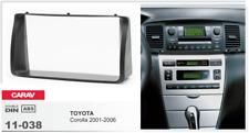 CARAV 11-038 2Din Marco Adaptador Kit Instalacion Radio TOYOTA Corolla 2001-2006