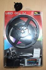 Lichtstreifen LED Stripe Lightstrip 1m RGB 30 LED Backlight Lichtband