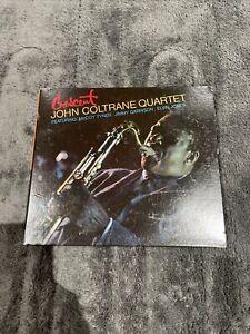 John Coltrane Quartet Crescent CD 1996 Jazz