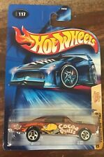 Hot Wheels - Cereal Crunchers ~ Cocoa Puffs '67 Pontiac GTO ~ NEW ON CARD