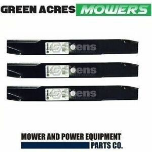 """50"""" Blade Set For Ariens Gravely Mowers 08899300 08861600 08899600"""