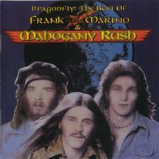 Frank Marino & Mahogany Rush Dragonfly: The Best Of 1996 CD Like New Condition